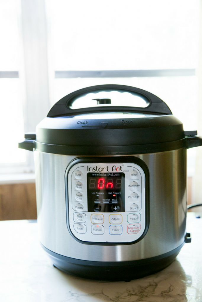 Picture of an instant pot or instapot