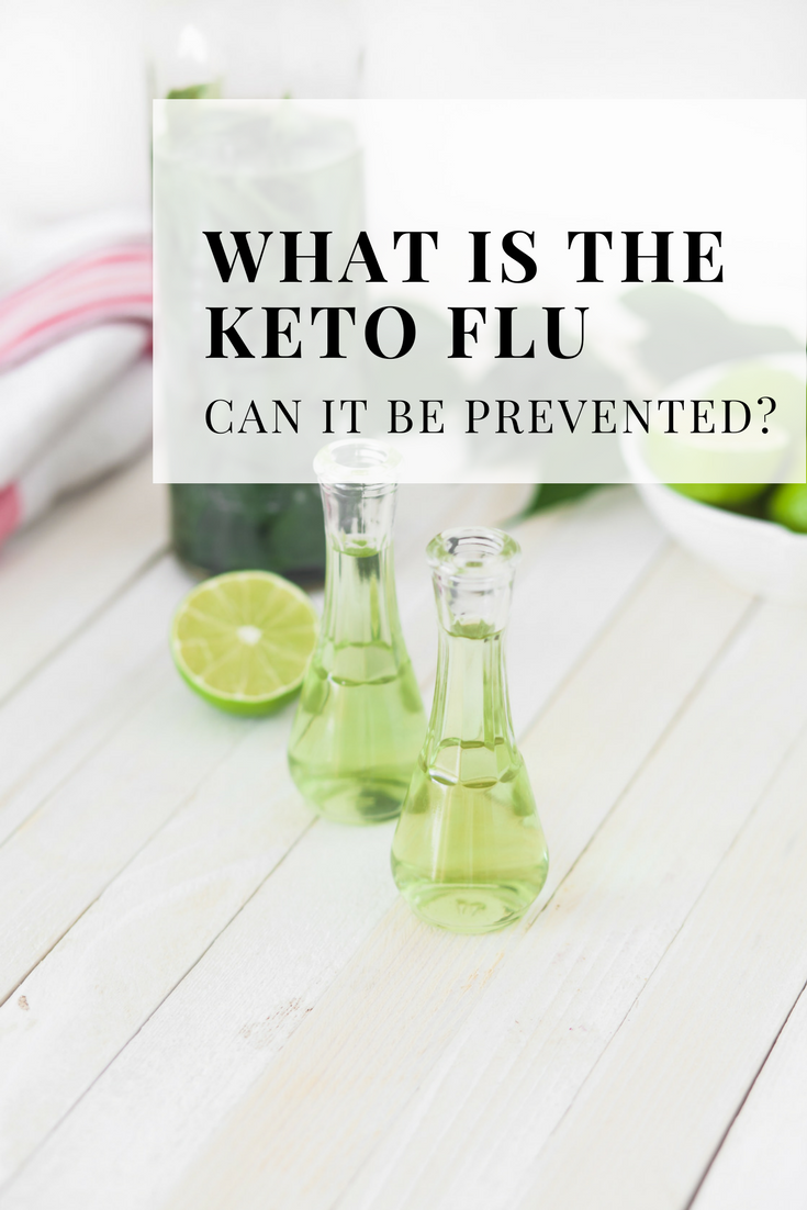 What is the keto Flu? Learn what the keto flu is and how to prevent getting the keto flu.