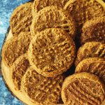 Almond Butter Cookies From Low Carb with Jennifer