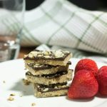 Healthy Coconut and Almond Dark Chocolate Bars From Gluten Free Homestead