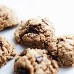 healthy peanut butter protein cookies from a simple palate