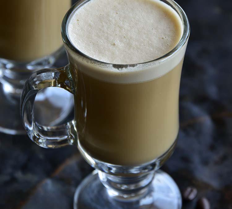 Bulletproof Coffee Recipe with Keto Vanilla Cream