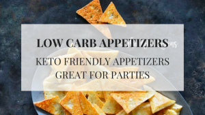 Looking to host a party? Try these 20 delicious low carb appetizers that are sure to be a crowd pleaser! These keto friendly appetizers are great for summer appetizers, appetizers for a crowd, Christmas appetizers, Thanksgiving appetizers, New Year's Eve appetizers and many are gluten free appetizers.