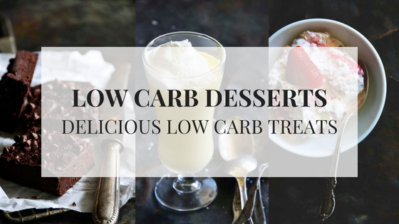 25 Low Carb Desserts You Need To Try!