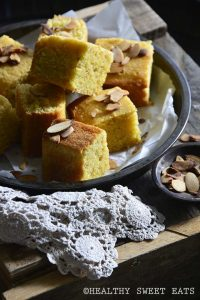 low carb desserts keto yellow cake
