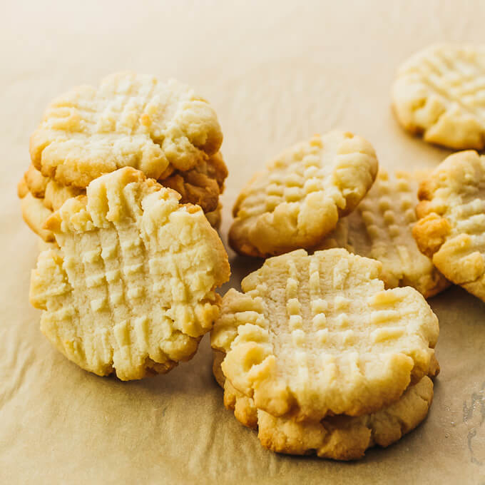 low-carb-butter-cookies