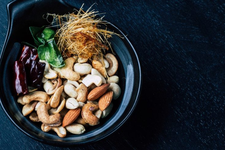 "Can you eat nuts on a keto diet? I get asked this question all the time. My answer is always the same, ""it depends."" Most nuts are low in carbohydrates and high in fat, but some nuts are higher in protein and higher in carbohydrates and those are the ones that may want to be avoided or consumed in smaller amounts."