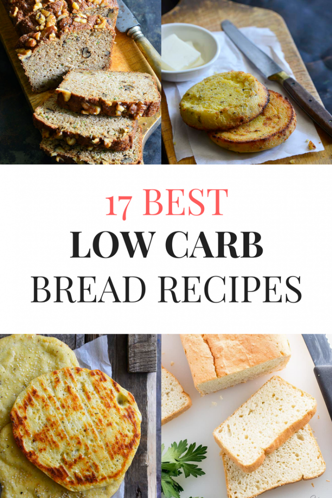 low carb bread recipes. Keto bread recipes you need to try!
