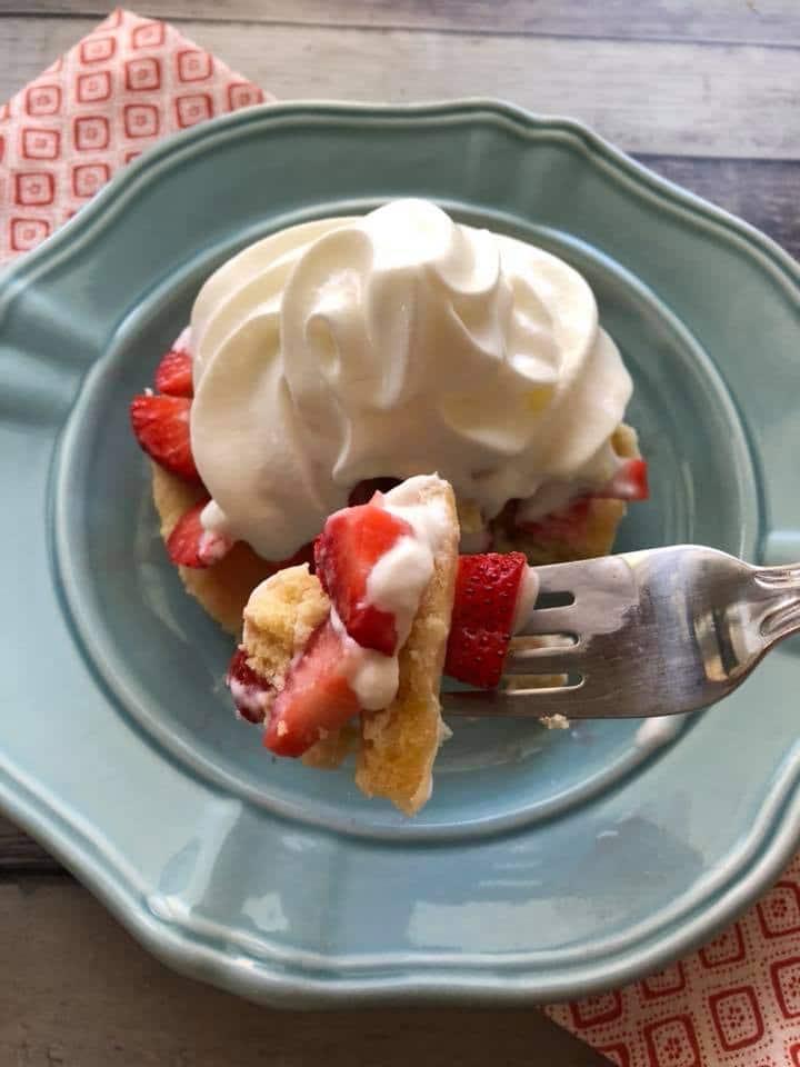 low carb fruit recipe
