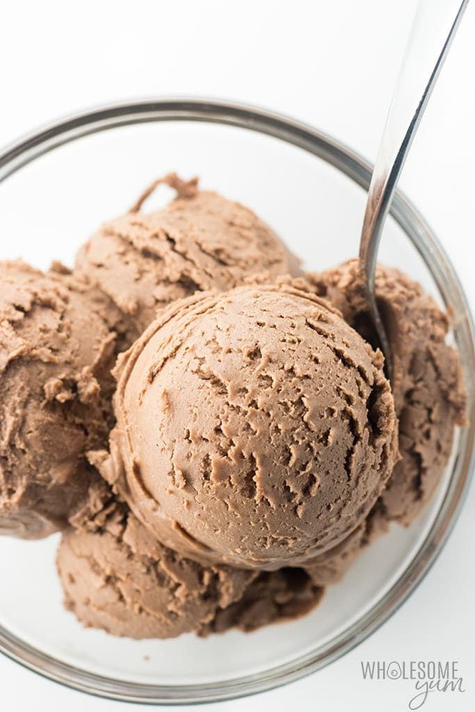 chocolate peanut butter nice cream recipe