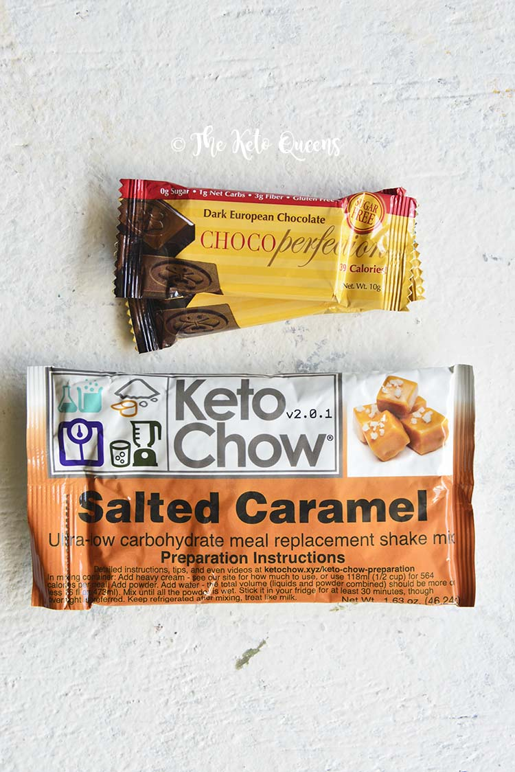 Keto Chow and Chocoperfection