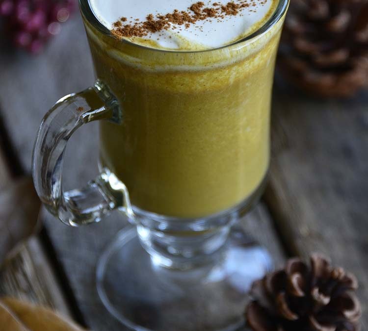 Low Carb Sugar Free Pumpkin Spice Latte