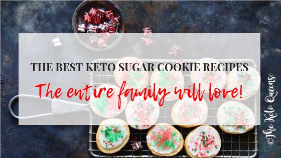 The Best Keto Sugar Cookie Recipe Roundup