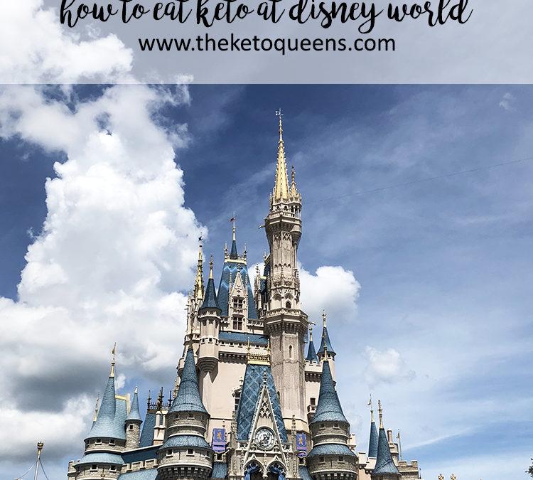 Keto at Disney World