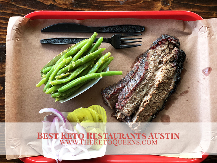 Best Keto Restaurants Austin with Brisket