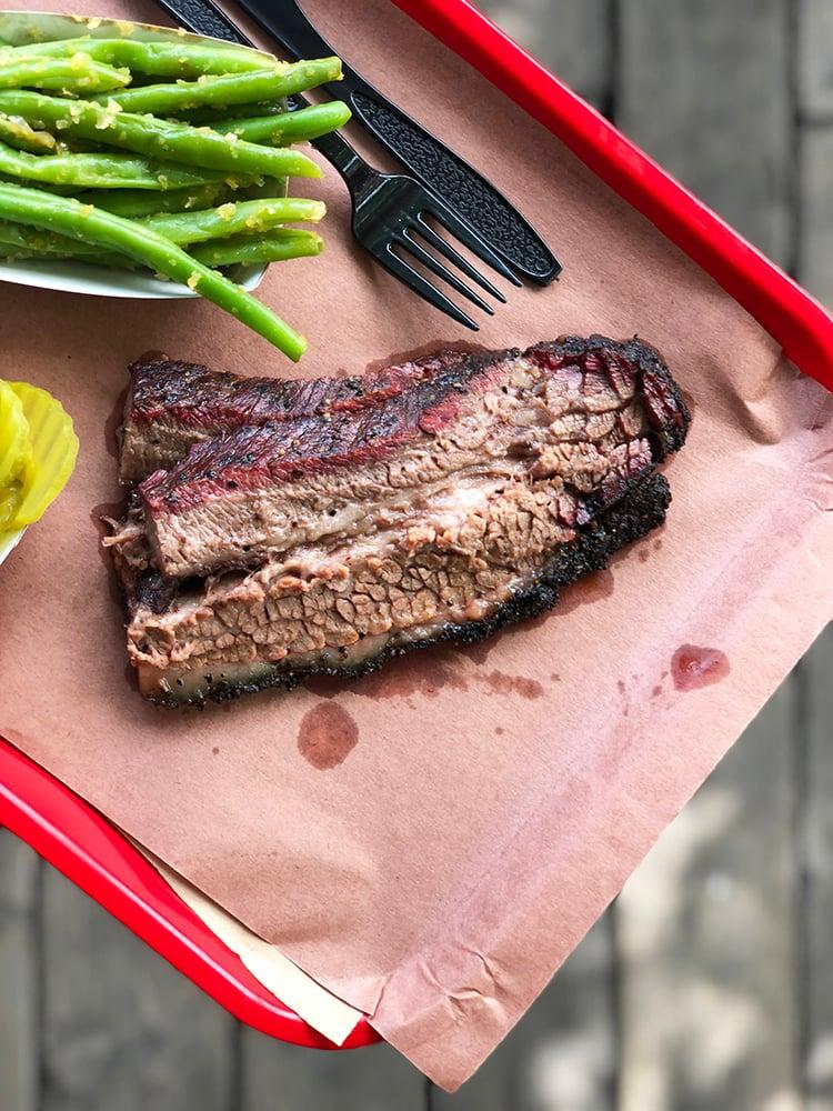 Fatty Beef Brisket