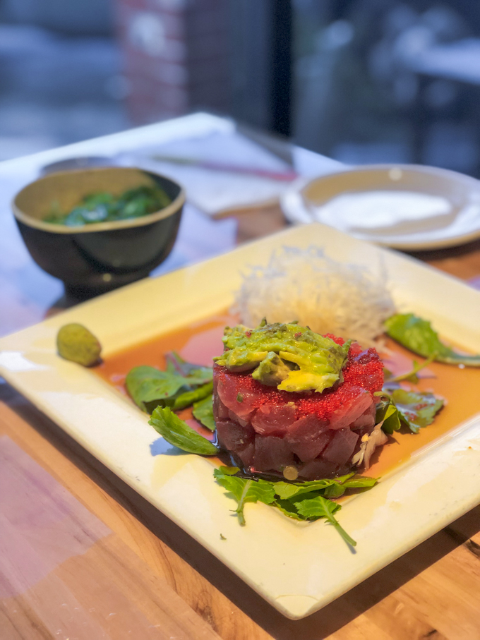 Best sushi in Tampa, Florida. Today we're sharing with you our top 5 West coast favorites for mouthwatering sushi. These restaurants have low carb options that are great if you want to eat sushi on keto!