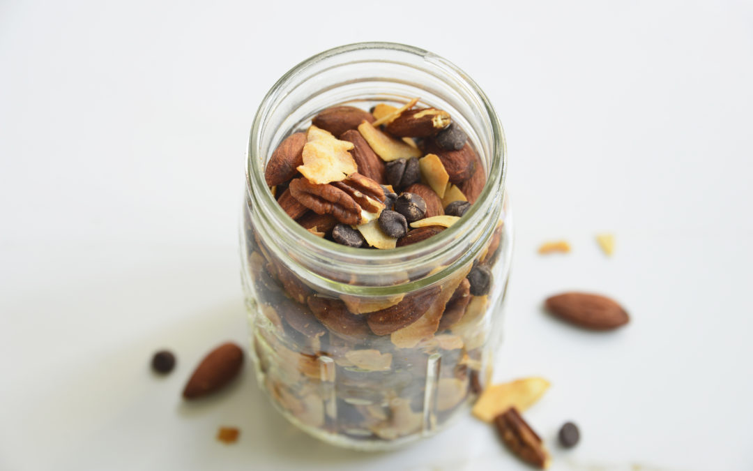 Almond Joy Keto Trail Mix