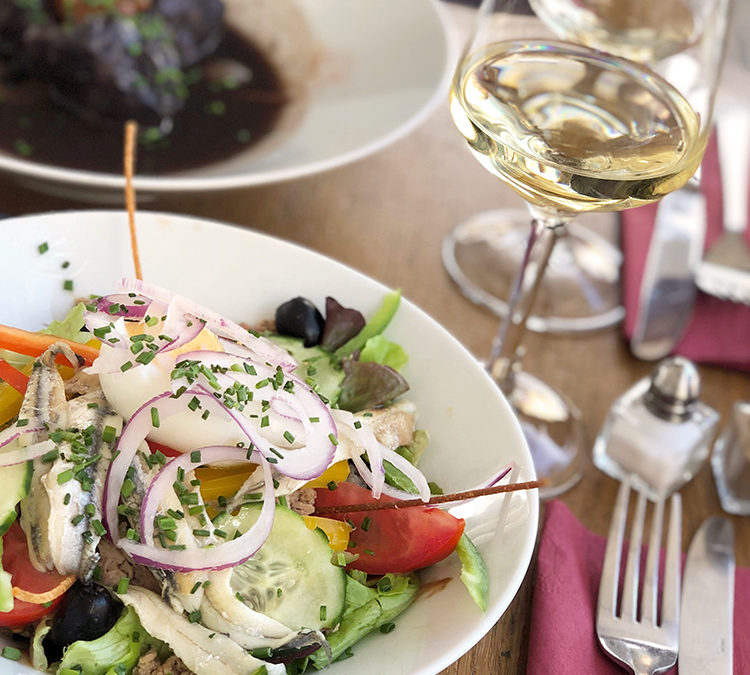 Low Carb Restaurant Hacks in France