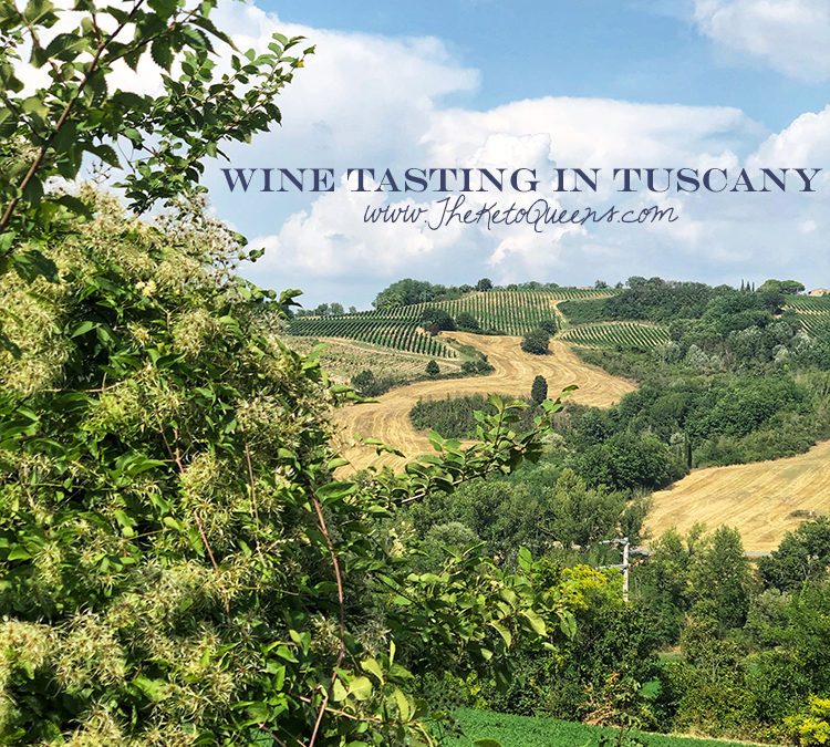 Private Tuscan Wine Tasting at Le Trosce