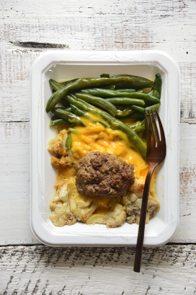 Giant Meatball and Green Beans fresh n lean reviews