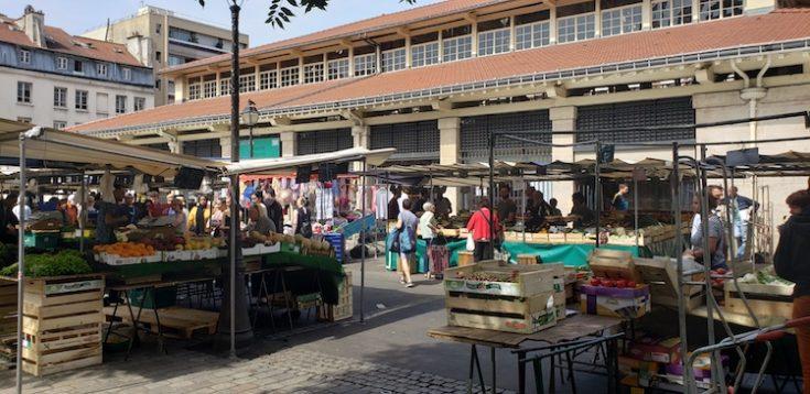 Marche d'aligre market