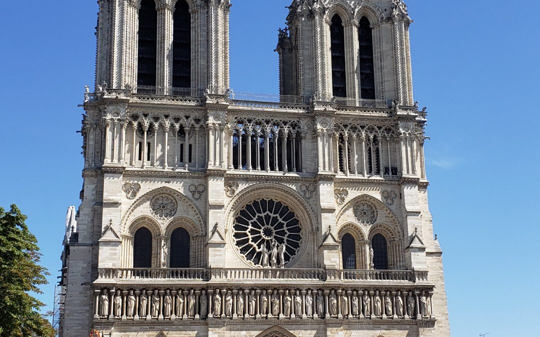 Must-Visit Cathedrals, Churches, and Basilicas in Paris