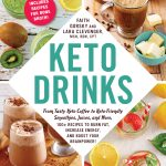 keto drinks cookbook cover