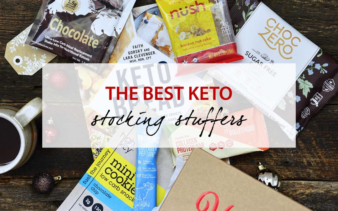 The Best Stocking Stuffers For Keto Dieters