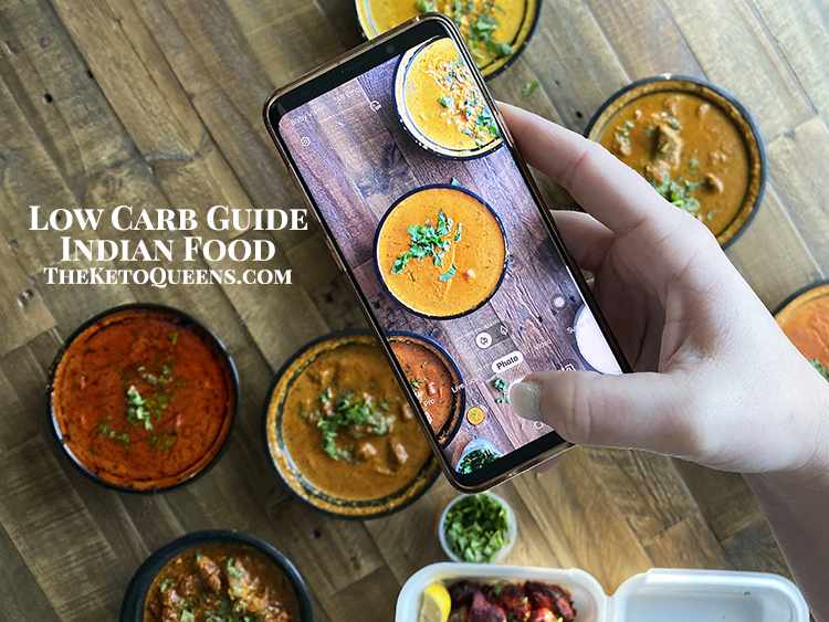 Low Carb Guide Indian Food with Description