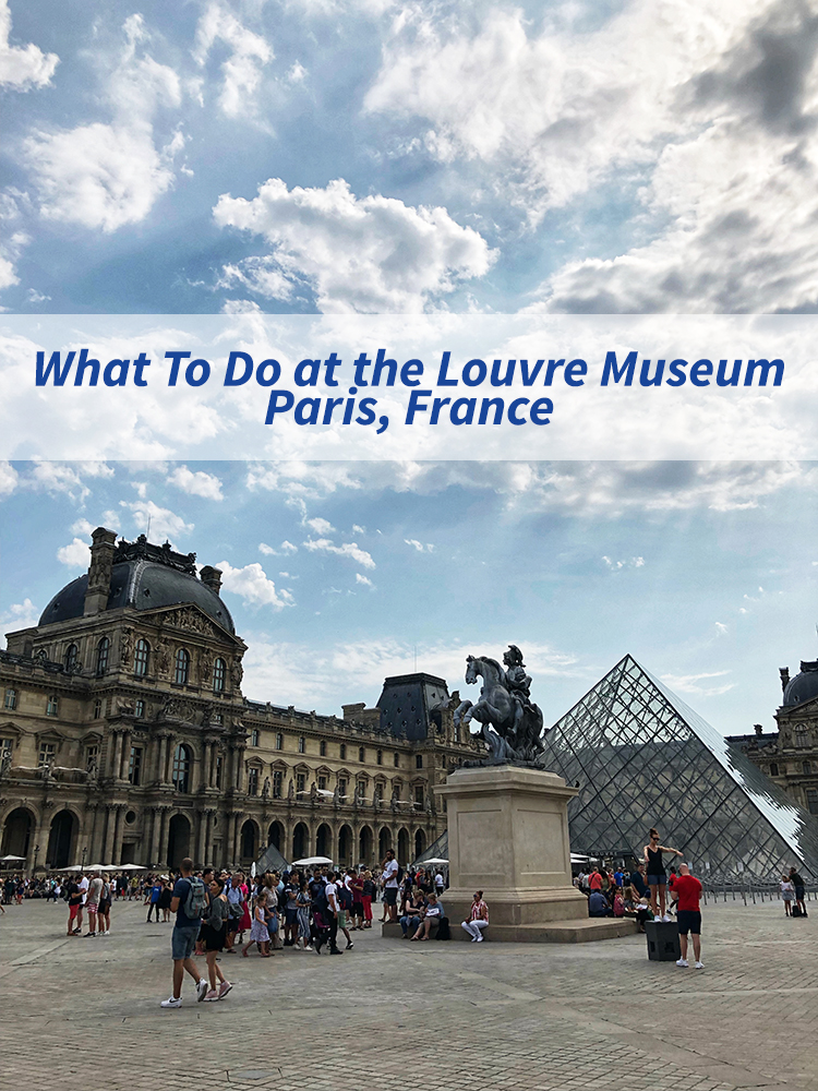The Louvre in Paris, France is the world's largest art museum and there's so much to see, from the Louvre pyramids outside to the Mona Lisa inside. There are rooms upon rooms of paintings, sculptures, artifacts, and more.