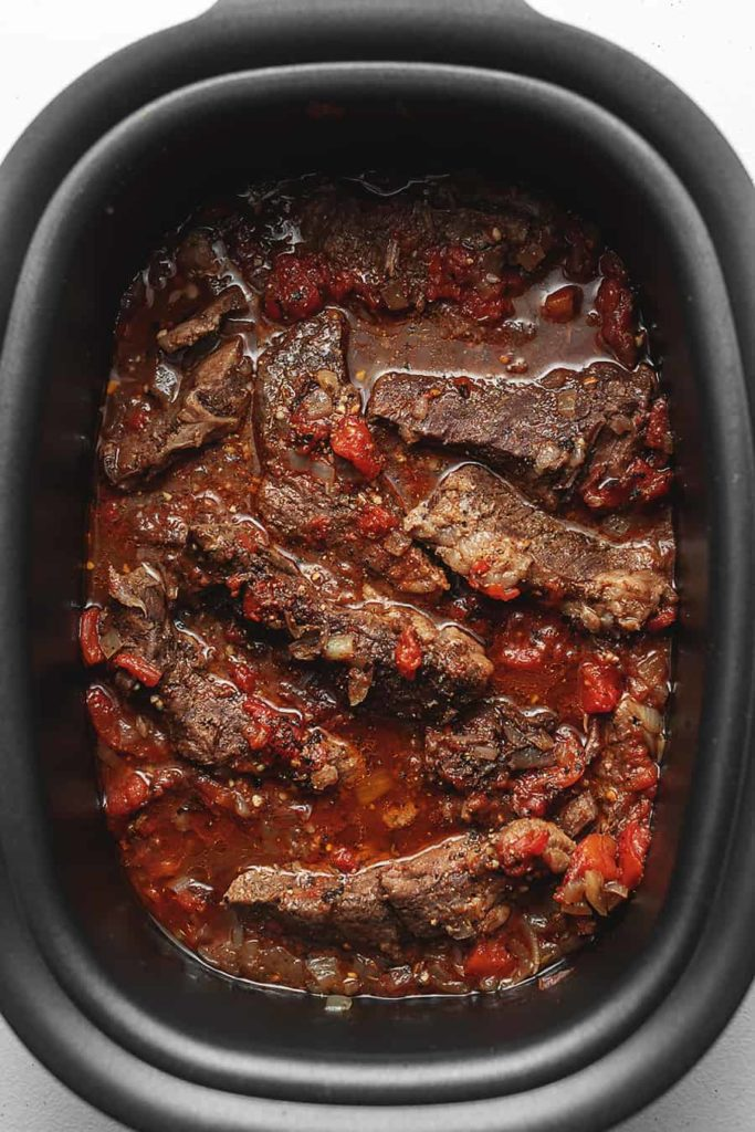 5 ingredient crockpot short ribs