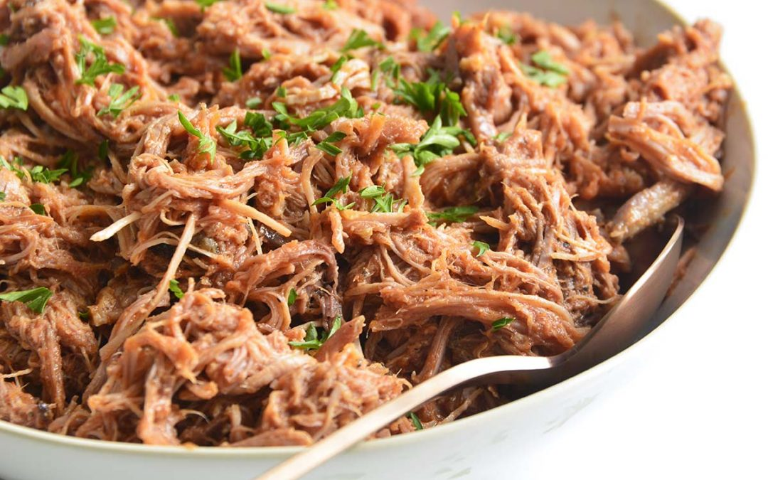 Low Carb BBQ Pulled Pork Recipe