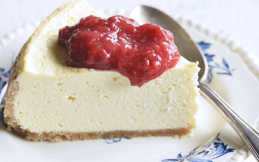 Best Low Carb Instant Pot Cheesecake