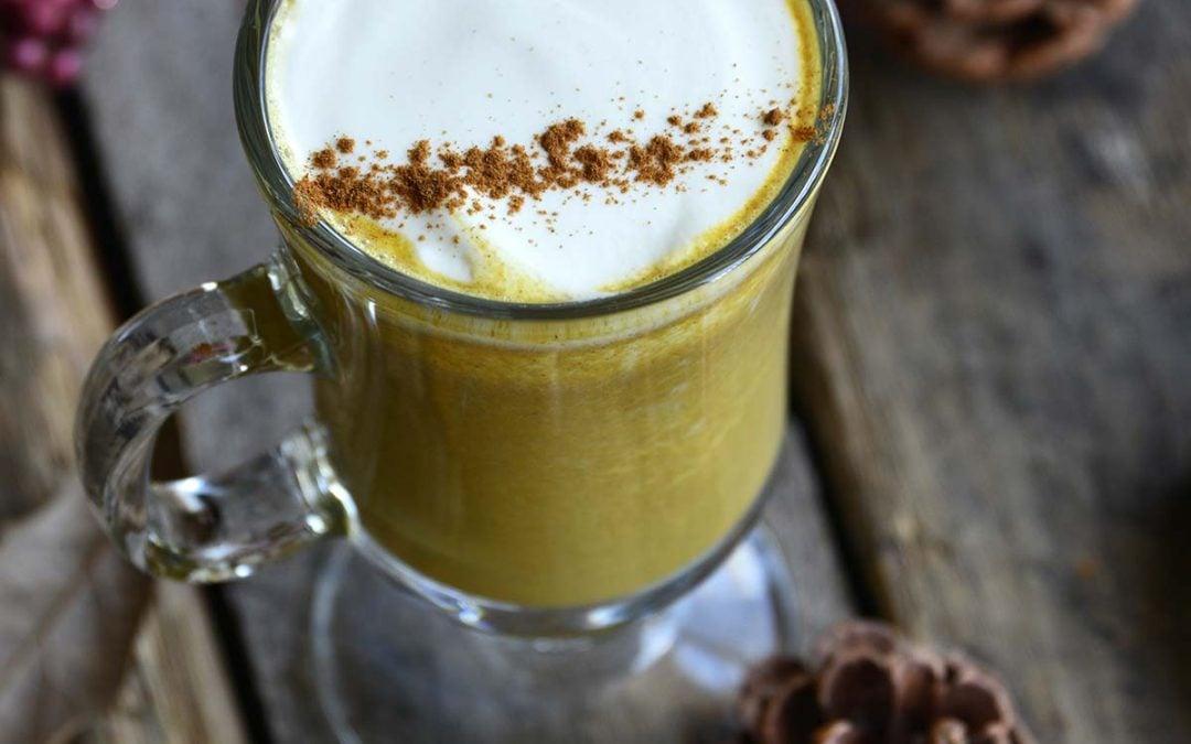 Low Carb Sugar Free Pumpkin Spice Latte