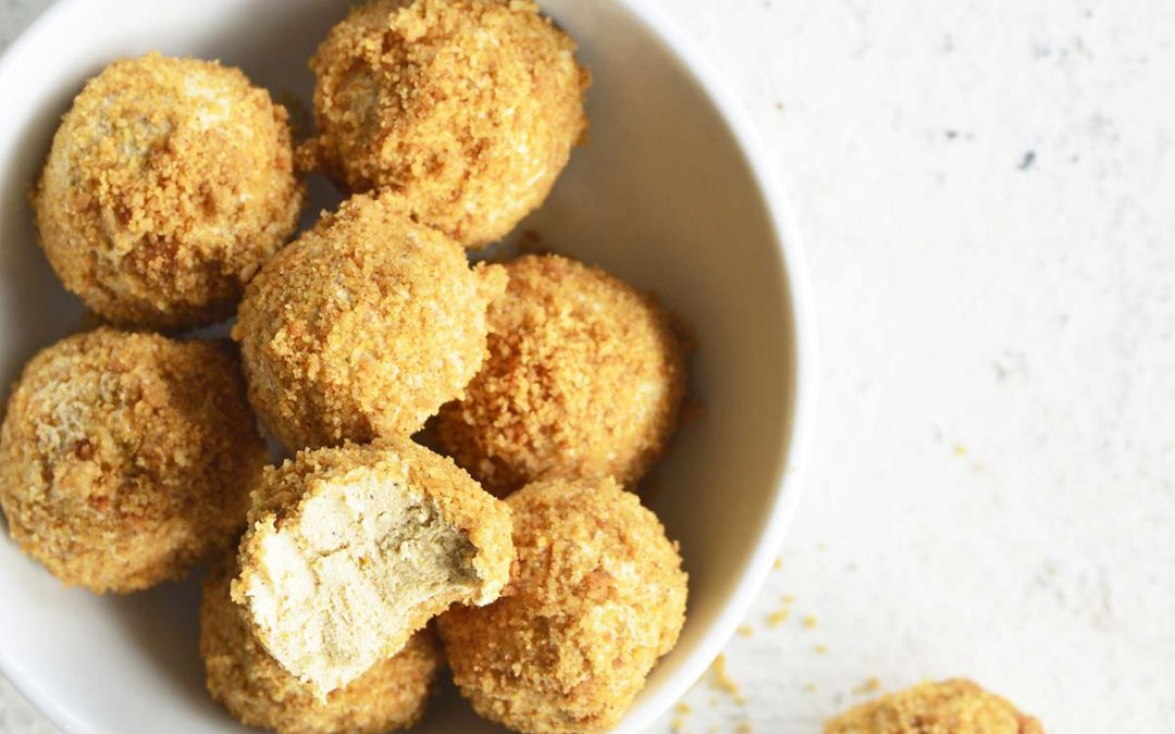 Keto PumpkinSpice Cream Cheese Fat Bombs