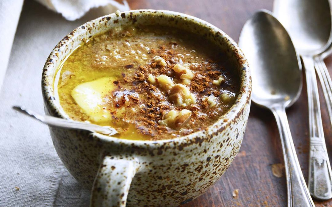 Pumpkin Spice Keto Oatmeal (Noatmeal) Recipe
