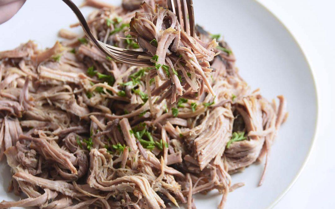 Slow Cooker Pork Butt – Best Pulled Pork Recipe!